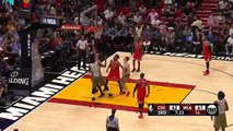 Dwyane Wade Returns to Miami! Chicago Bulls vs Miami Heat 11 10 2016