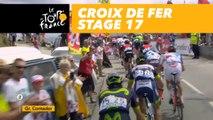 Col de la Croix de Fer - Étape 17 / Stage 17 - Tour de France 2017