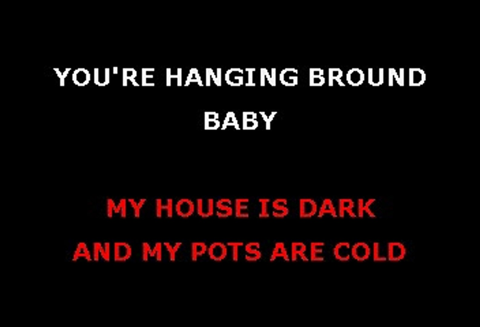 Santana - Evil Ways (Karaoke)