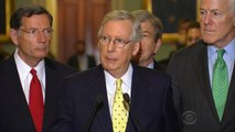 Senate GOP fails to get enough votes to repeal, replace Obamacare