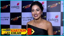 Hina Khan Opens Up About Khatron Ke Khiladi 8 WINNER | Interview