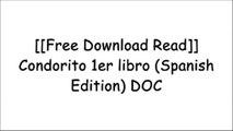 [ZXPyQ.[FREE DOWNLOAD]] Condorito 1er libro (Spanish Edition) by PepoPepoPepoPepo EPUB