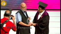 Shatrughan Sinha, Shyam Benegal, & Subhash Ghai Attend 10th Convocation Ceremony Of WWI