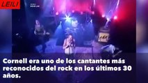 Chris Cornell Nunca te olvidaremos (EL GRUNGE ESTA MURIENDO KURT, LAYNE, SCOTT Y CHRIS))