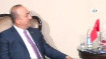 Dışişleri Bakanı Mevlüt Çavuşoğlu Azerbaycan'da- Bakan Çavuşoğlu, Azerbaycan Cumhurbaşkanı İlham...