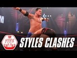 AJ Styles' Top 5 Styles Clashes in TNA | Fight Network Flashback