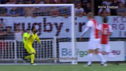 Lyon vs Ajax - Amical 18-7-2017