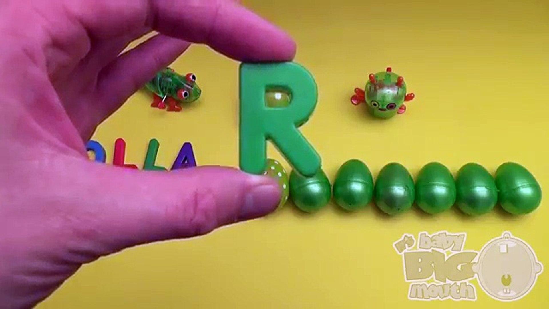 и в  в и к  яйцо Добрее Узнайте Урок миньоны Написание сюрприз овощи слово 24