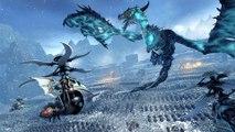 Total War : Warhammer - Cinématique Norsca