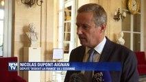 """Dupont-Aignan: """"Le général de Villiers n'a eu aucun tort"""""""