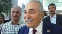 """Gıda, Tarım ve Hayvancılık Bakanlığı Görevine Getirilen Ahmet Eşref Fakıbaba: """"Önemli Olan Bakan..."""