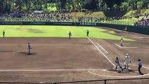清宮、最後の夏の初打席はホームラン!2017年全国高校野球選手権西東京大会 早稲田実業vs南平