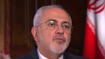 Iran's top diplomat on new sanctions, detained Iranian-Americans