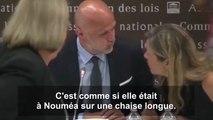 """Croyant son micro coupé, une députée """"En Marche!"""" dézingue son groupe """"qui dort"""""""