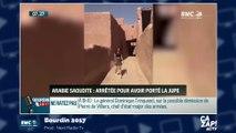 Une jeune femme fait scandale en Arabie Saoudite après s'être promenée en jupe