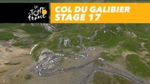 Col du Galibier - Étape 17 / Stage 17 - Tour de France 2017