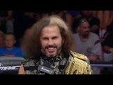 BROKEN Brilliance™ wrestling: Matt Hardy