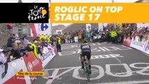 Sommet du Galibier / Summit of the Galibier - Étape 17 / Stage 17 - Tour de France 2017