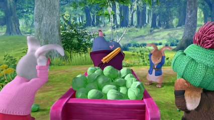Pierre Lapin - L'aventure de Moufle et Petit Cochon Robinson (S02E53)
