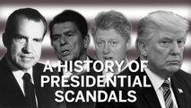 From Watergate to Trump's links with Russia: A brief history of recent presidential scandals