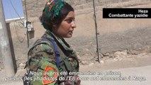 Vendues par l'EI à Raqa, des combattantes yazidies de retour