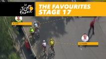 Le sprint des favoris / The sprint of the favourites - Étape 17 / Stage 17 - Tour de France 2017