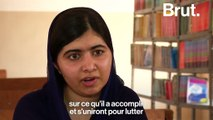 Malala rend hommage à Liu Xiaobo, dissident chinois et prix Nobel de la paix