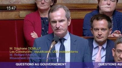 Stéphane Demilly • QAG • 19 juillet 2017