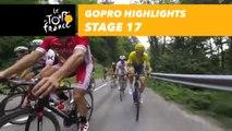 GoPro Highlight - Étape 17 / Stage 17 - Tour de France 2017