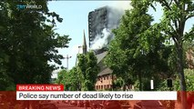 London Fire: Fire consultant John Williamson talks to TRT World on London Grenfell tower f
