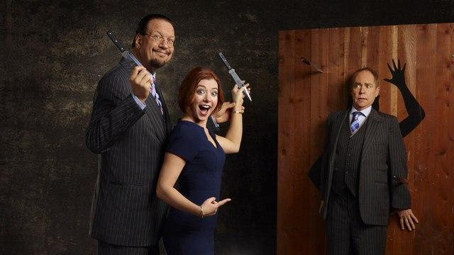 Penn & Teller: Fool Us Season 4 Watch Episode 2