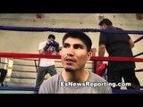 Boxing Star Talks Billy Dib The Champion