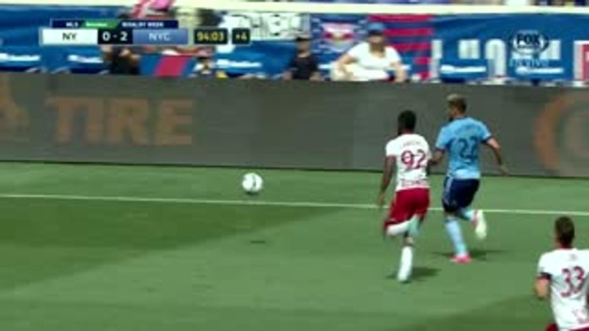 MLS Disciplinary Week 17: Kemar Lawrence challenge on Ronald Matarrita