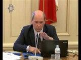 Roma - COMMISSIONE AMBIENTE - Audizioni su emergenza idrica (18.07.17)
