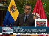 Pérez Abad insta a trabajar por el modelo productivo de Venezuela