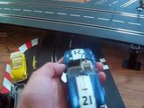 REVIEW #2 of Carrera Evolution 1/32 analog Slot Car Track Set FAST CLASSICS