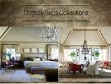 Oushak Rugs By Oriental Designer Rugs | Antique Rug Pattern