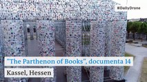 "#DailyDrone: ""The Parthenon of Books"", documenta 14 