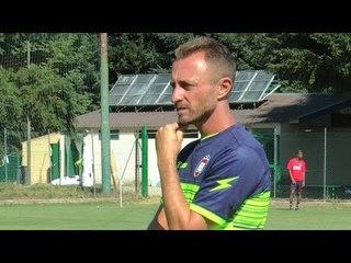 "Lo staff tecnico rossoblù: la parola al ""prof"" Stoppino"