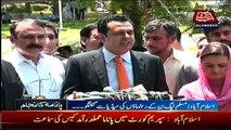 PML-N Leaders Media Talk - 20th July 2017