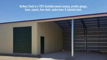 Carports and Garage Sheds - Excellent Way to Protect Your Cars