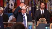 Trump, six mois: échecs et succès d'un président impopulaire