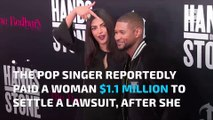Usher hit with $1.1M lawsuit over herpes infection!