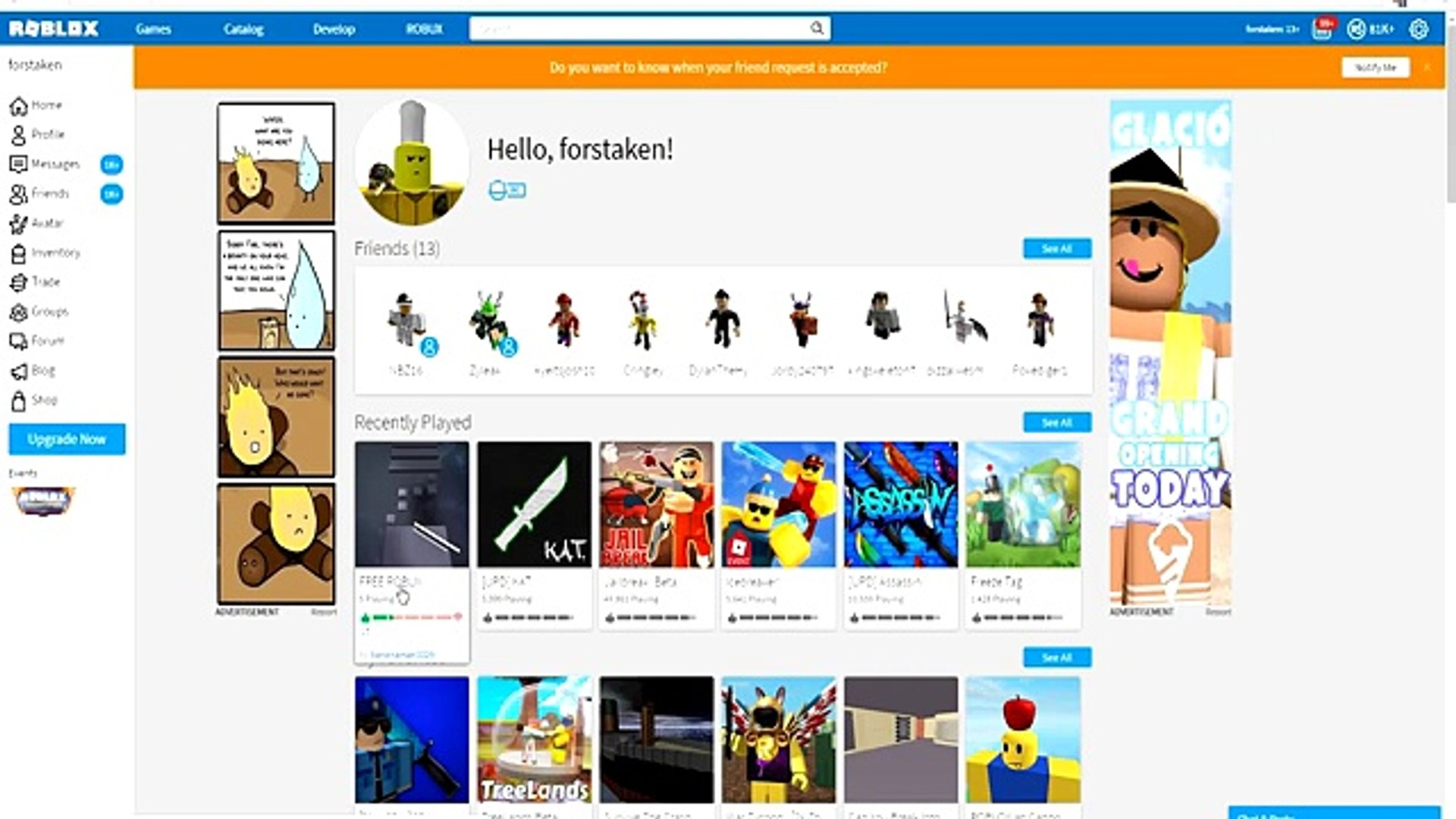 This Roblox Game Gives You Free Robux - zephplayz roblox robux app