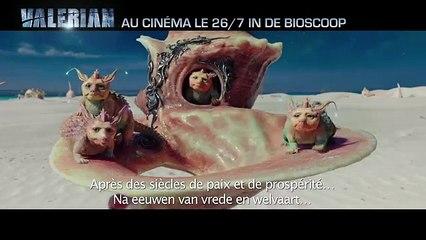 VALERIAN - Final Trailer - 267 in de bioscoop