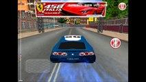 Et voiture Jeu des jeux course course Courses ligne rouge vidéo 3d iphone ipad gameplay