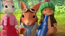 Peter Rabbit Cartoons 2017 - Peter Rabbit Spilled Milk; The First Bluebell -  Rabbit Bunny Cartoons 2017