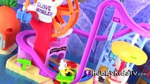 NEW Spongebob Squarepants Glove World Imaginext Playset Toys Roller Coaster By Disney Cars