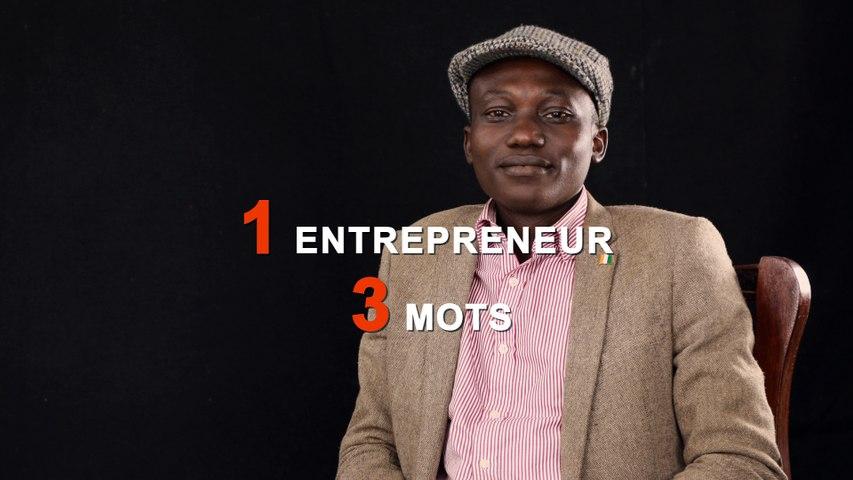 1 ENTREPRENEUR 3 MOTS- Parfait Ouattara CEO de TaxiJet