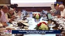 """Philippine Development Plan 2017-2022"", inilathala na ng NEDA"